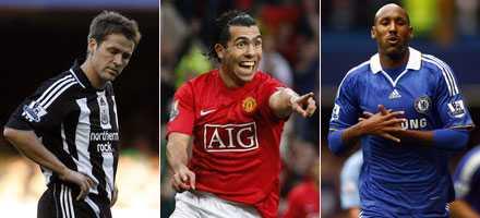Välbetalda Michael Owen, Carlos Tevez och Nicolas Anelka är tre stjärnor som drar in miljoner i månaden. Men är de verkligen värda sina feta lönecheckar?