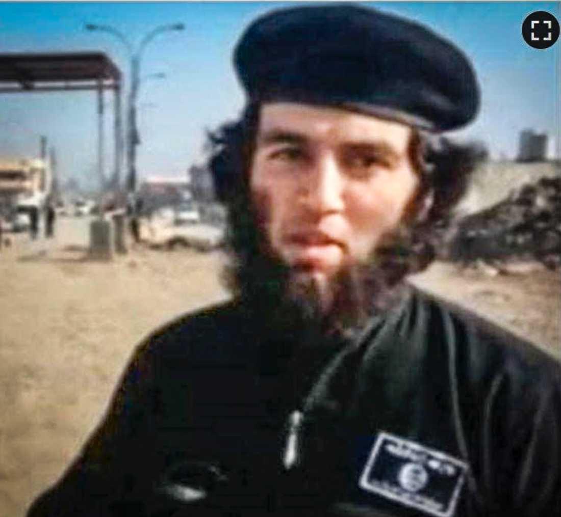 Togut Shikan: 26-årig IS-ledare, en av dem Akilov hade nära kontat med.