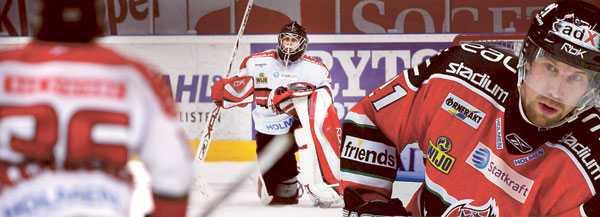 Modo hoppas att Peter Forsberg kan spela mot Luleå på måndag.
