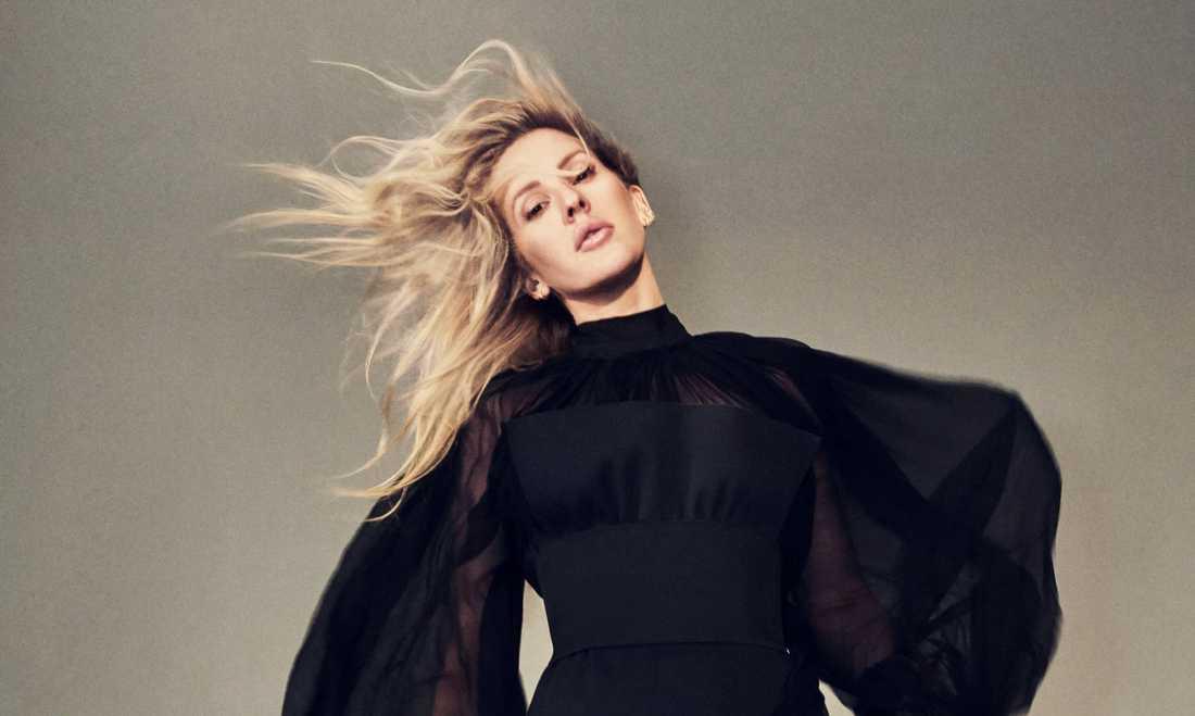 Ellie Goulding har aldrig varit en albumartist. På nya skivan blir det tydligare än någonsin.