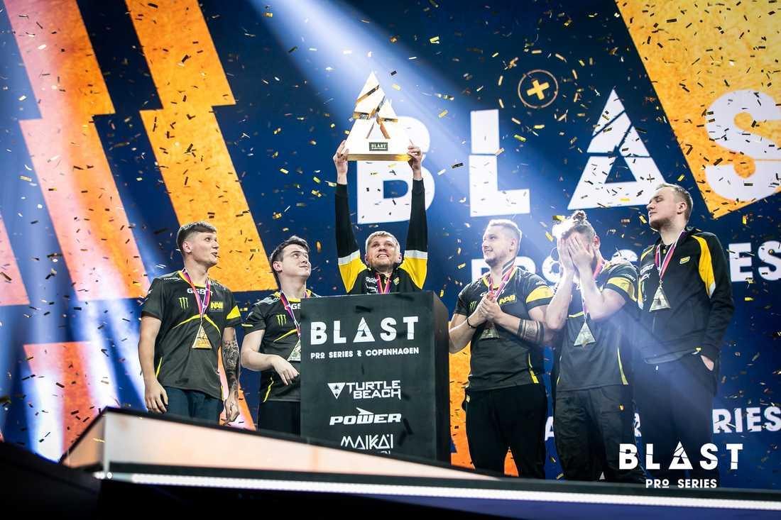 Na'Vi vann Blast Pro i Köpenhamn