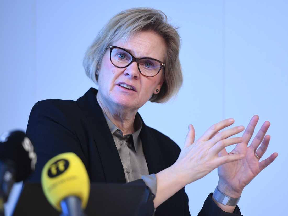 Riksåklagare Petra Lundh. Arkivbild.