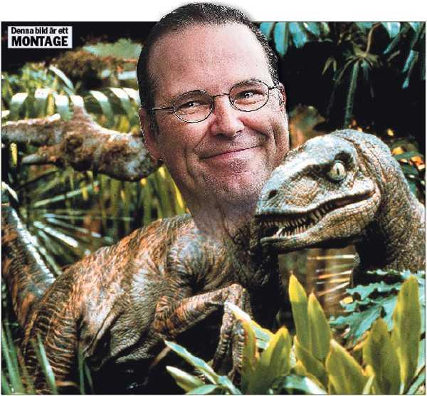 """Handlar om vår överlevnad  """"Naturen hittar alltid ett sätt"""" – som det heter i """"Jurassic park"""". Men eftersom gifterna som försvinner ut i naturen så småningom förgiftar människor borde den svenska högern ta på sig sina gamla bortglömda gröna kläder igen."""