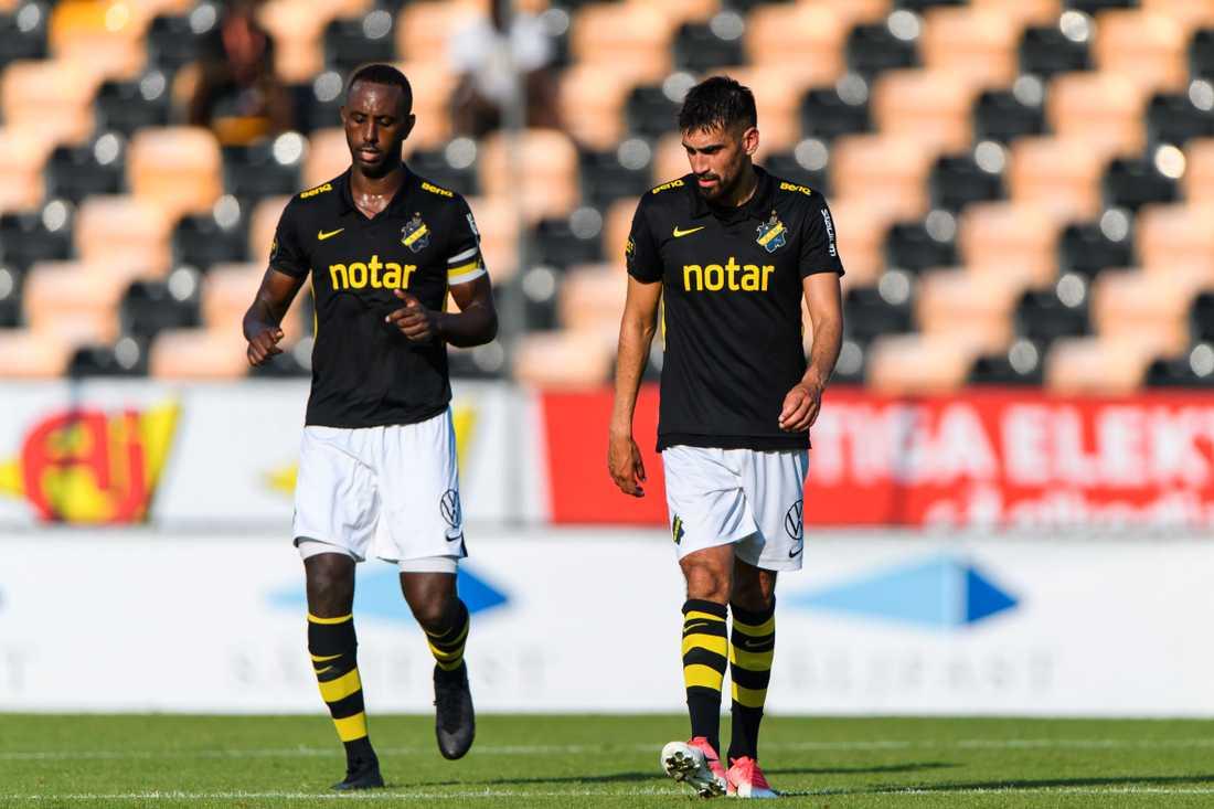 AIK är i stort behov av poäng.