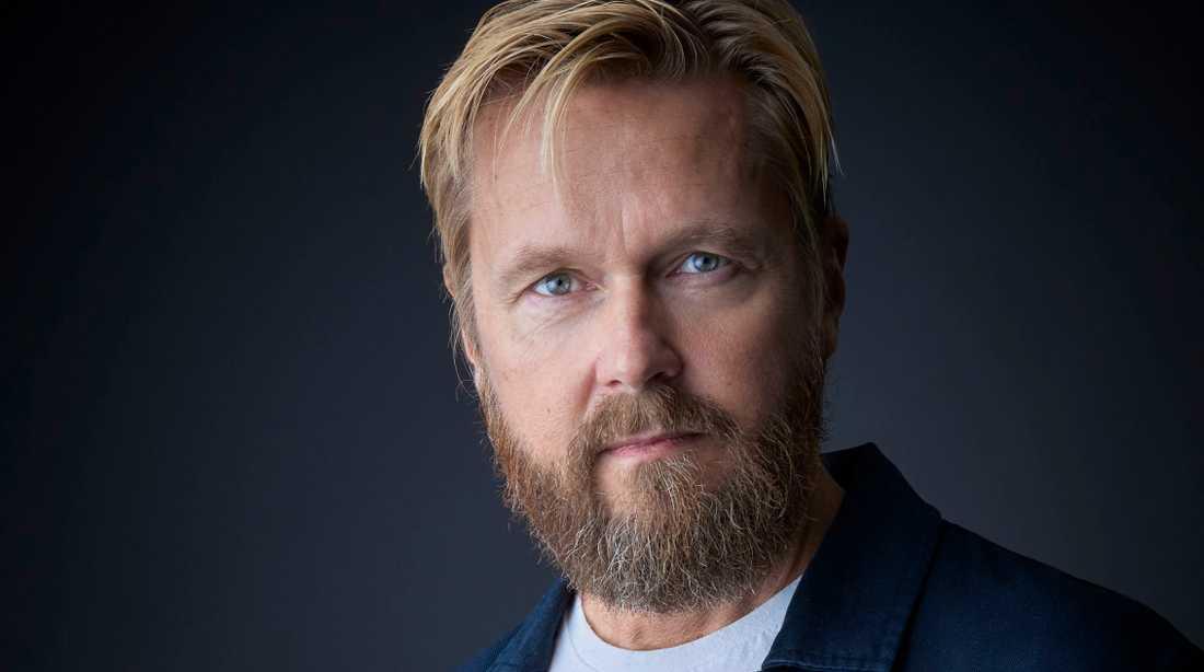 """Dagens Nyheters kulturchef Björn Wiman är aktuell med boken """"Hatet mot judarna""""."""