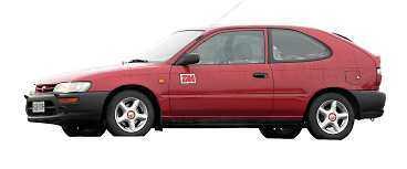 Toyota Corolla årsmodell 1994 - okrockad.