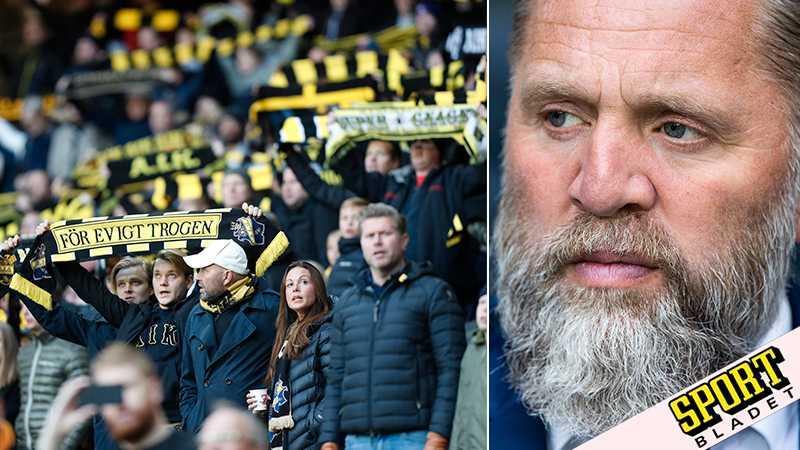 AIK vill inte spela inför begränsad publik