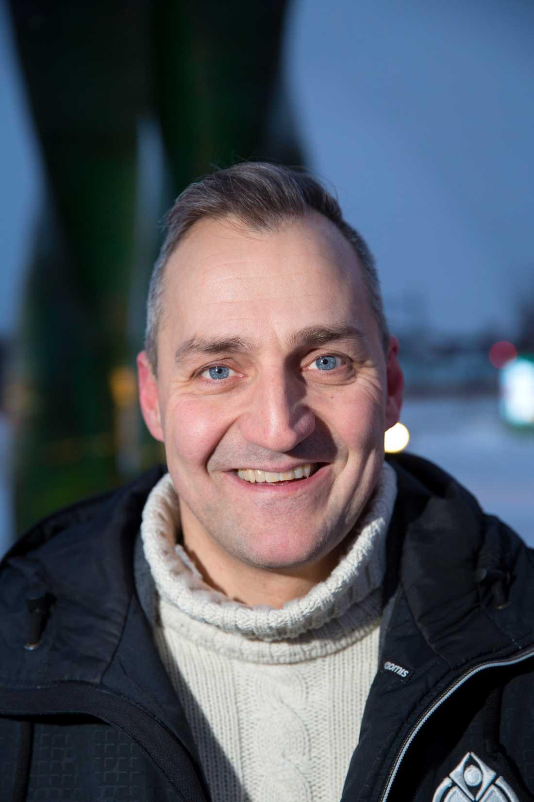 """""""Vi kommer definitivt att vara en kommun som behöver extra stöd till kulturen om inte konsekvenserna ska bli ödesdigra, det är jag övertygad om"""", säger Fredrik Lindegren, kulturchef i Umeå. Arkivbild."""