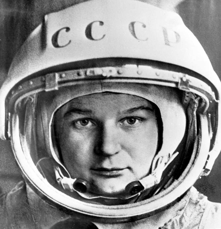 Ryskan Valentina Teresjkova blev i juni 1963 den första kvinnan som skickades ut i rymden. Arkivbild