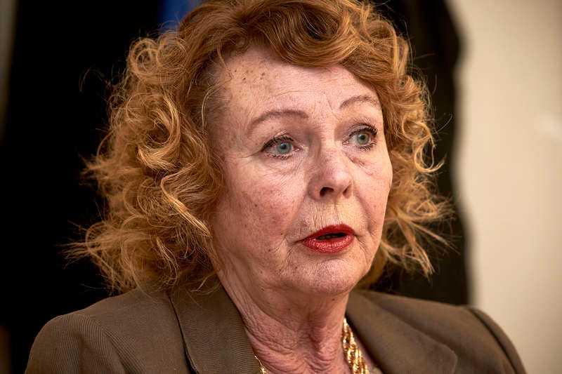 Eva Johansson, kulturnämndens ordförande.