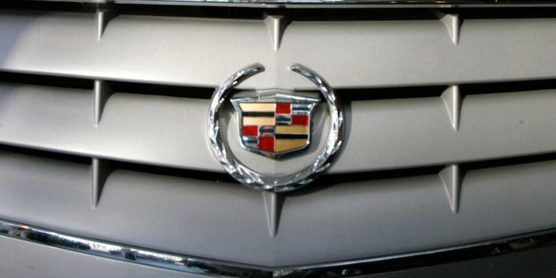 En annan Cadillac. Arkivbild.