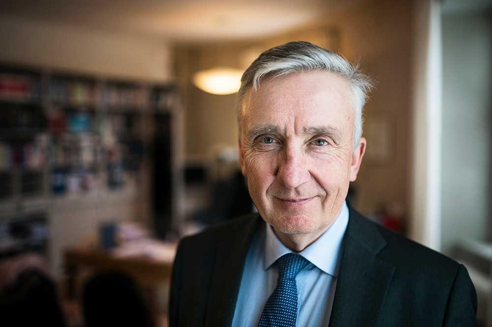 Riksmarsalk Fredrik Wersäll.