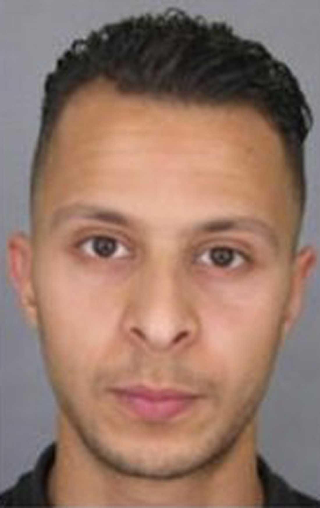 Terroristen Salah Abdeslam.
