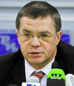 Alexander Medvedev.