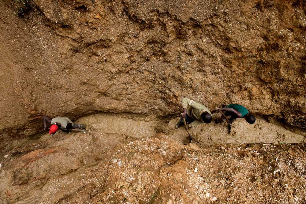 NICLAS HAMMARSTRÖM Mineralerna som de får fram exporteras runt om i världen.