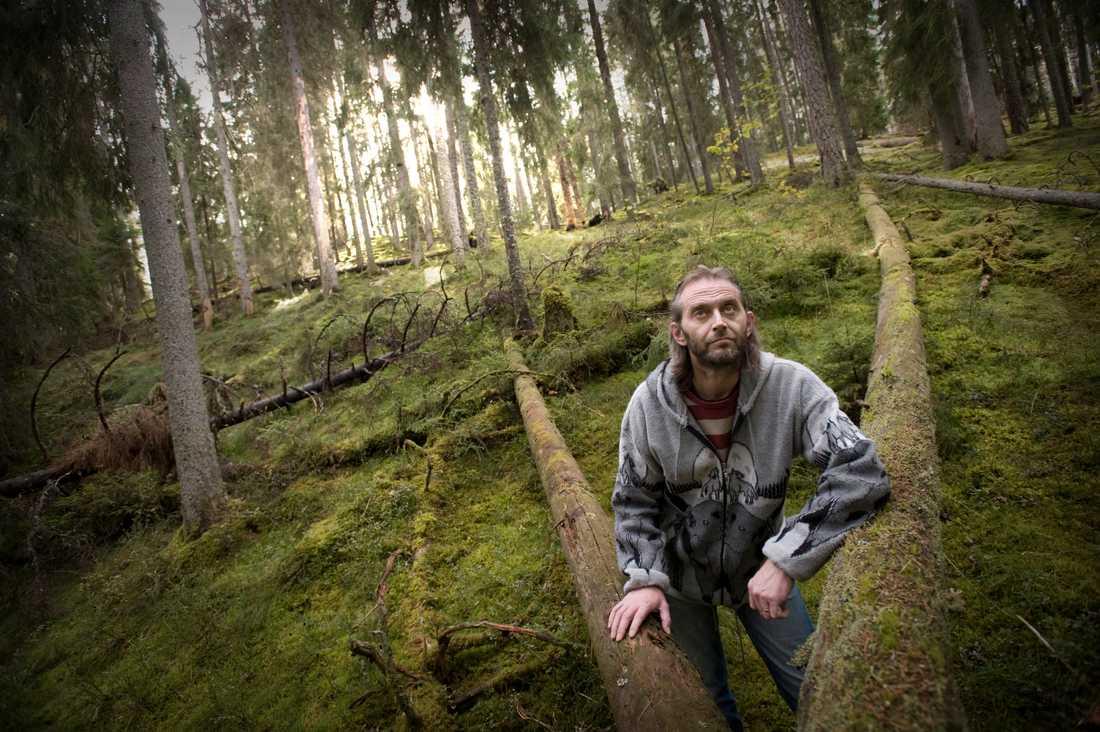 Naturfotografen Terje Hellesö blev påkommen med att ha manipulerat sina bilder. Han flydde till skogs, hämtades, kördes till psykakuten och stängdes ute från sin egen festival.
