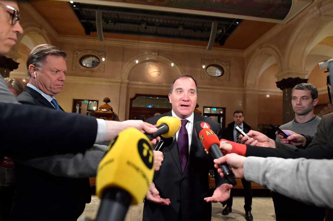 Stefan Löfven ser ut att bli statsminister på fredag efter Vänsterpartiets besked.