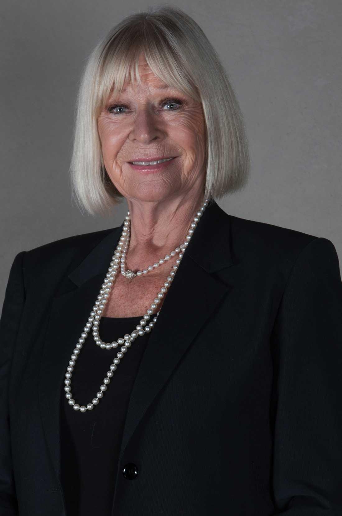 Margareta Haglund.