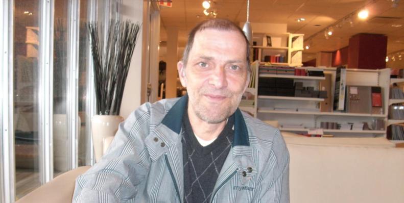 Malins pappa Olle hade varit nykter i tio år innan han återföll i missbruket.