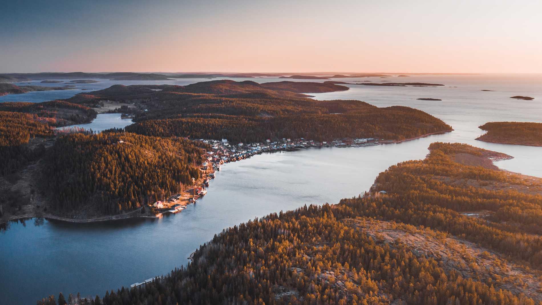 Ulvöarna.