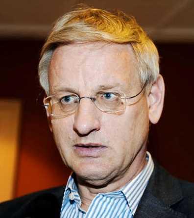 Ledarskribenter och politiska kommentatorer blev megafoner åt Carl Bildt och hans knäpptysta diplomati. Foto: Carolina Byrmo