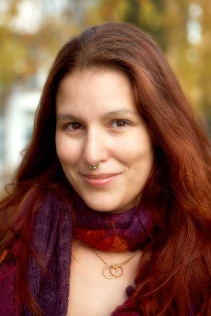 Natashja Blomberg.
