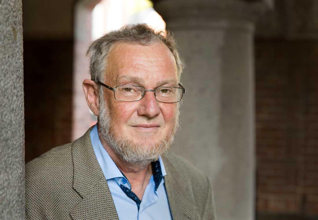 Wilhelm Agrell är freds- och konfliktforskare och professor i underrättelseanalys vid Lunds universitet. Arkivbild.