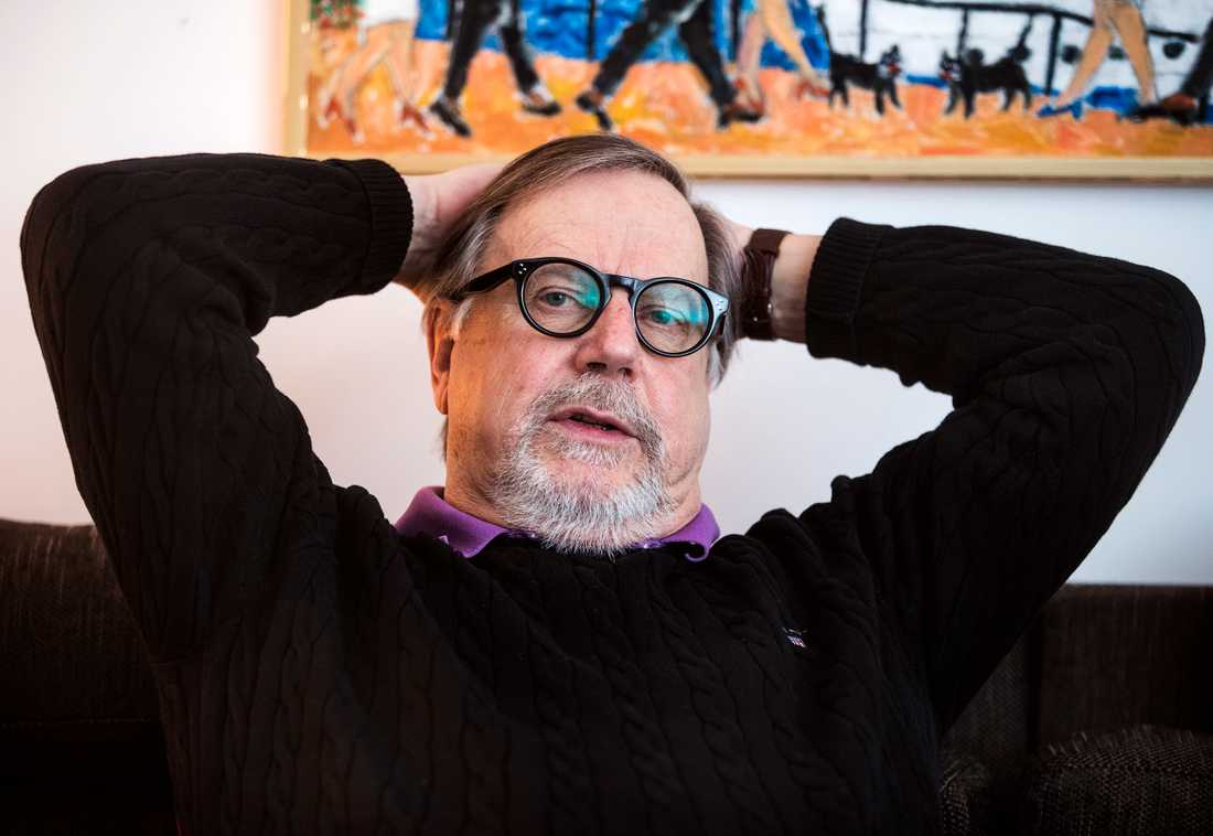 Sven Melander.