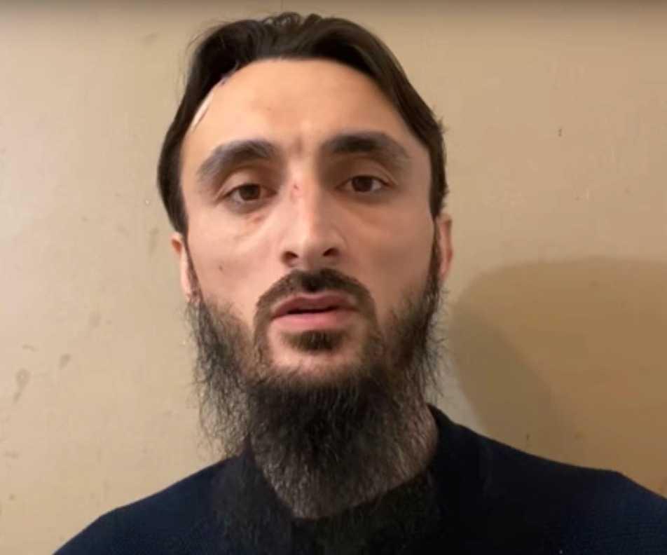 Tjetjenske bloggaren och regimkritikern Tumso Abdurachmanov, 34.