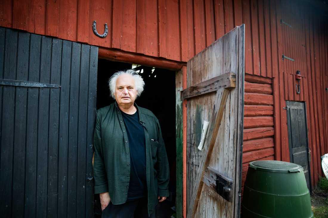 """Göran Greiders roman """"Hon vars hjärta var som mitt"""" blir musikföreställning. Arkivbild."""