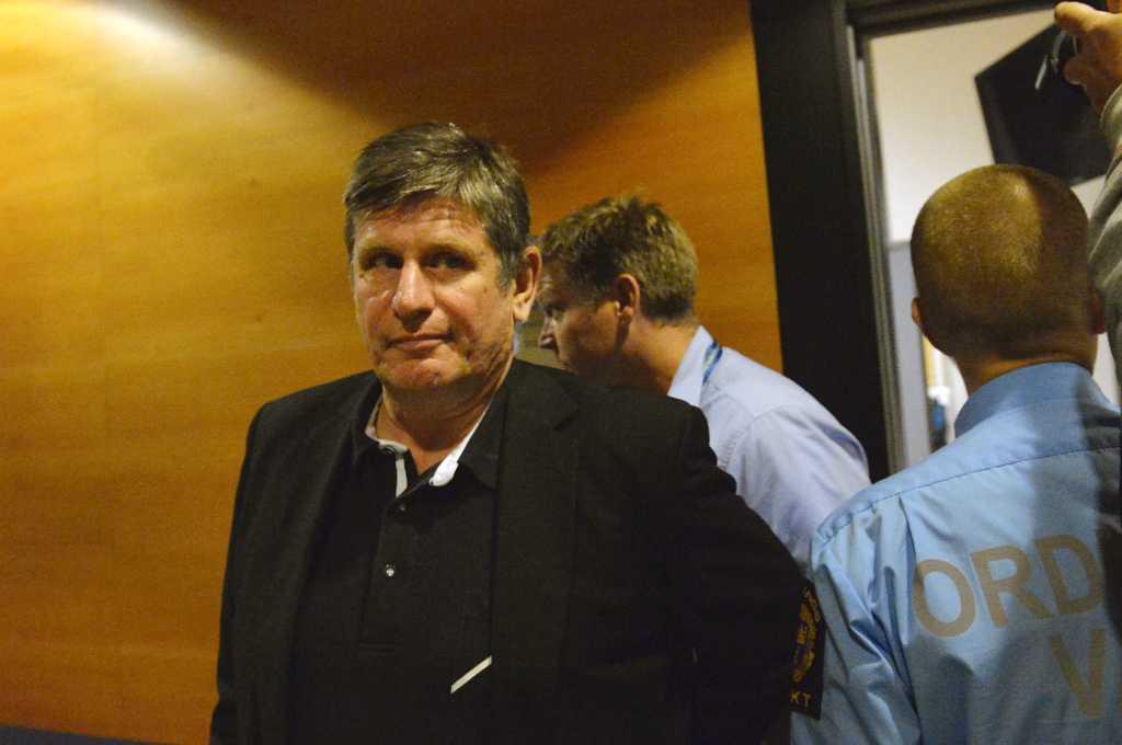Åklagare Peter Larsson.
