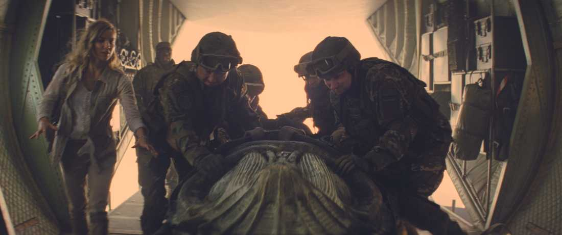 """Ur """"The mummy""""."""