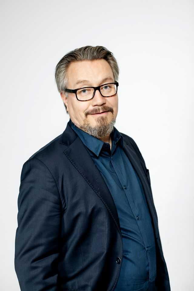 Magnus Lublin, tidigare socialchef i Upplands Väsby.