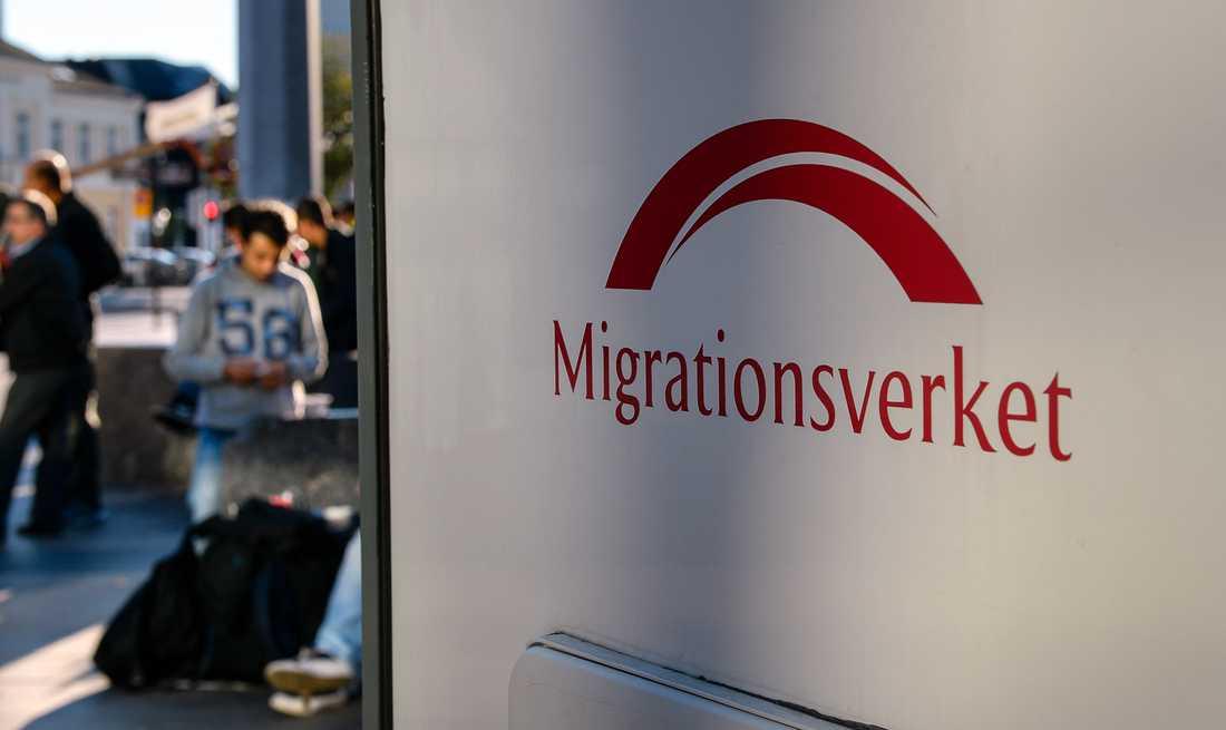 Nära 21000 av drygt 36000 asylsökande i Sverige bor i dag i eget boende med dagsersättning från Migrationsverket. Arkivbild.