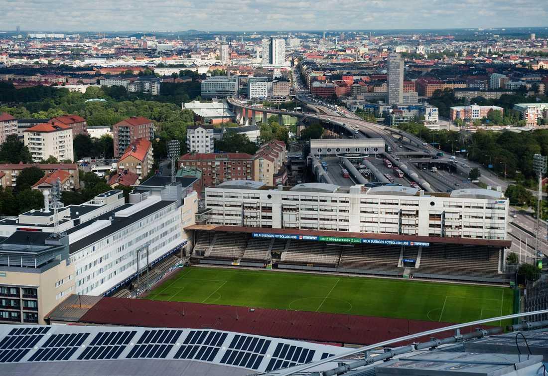 Gamla Söderstadion ska rivas och bland annat ge utrymme åt lägenheter.