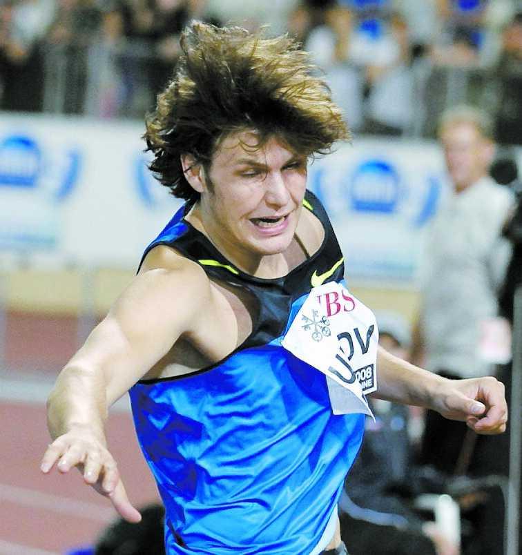 Ivan Ukhov vann i Trinec i går – med ett hopp på 2,33.