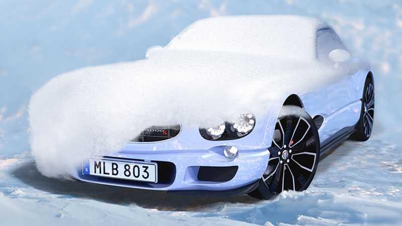 Allt eftersom snön töar under våren kommer vonBraun avslöja fler detaljer om kommande 3000R. Till sommaren inleds de första testerna.