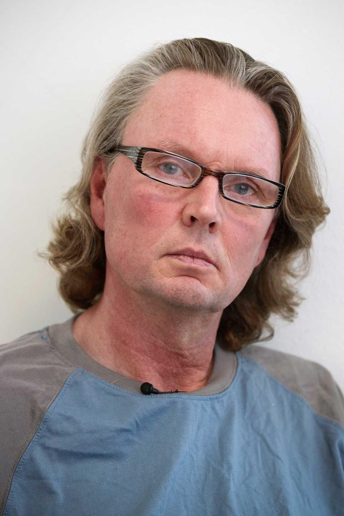 Christer Olsson dömdes till nio års fängelse för knarkbrott.