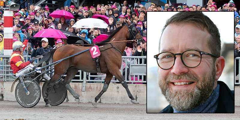 Readly Express tackas av på Solvalla i kväll - sportchefen Anders Malmrot utlovar toppkväll.