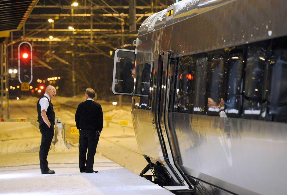 Boende i Norrbotten kan snart inte längre ta direktnattåg till Göteborg, vilket väckt kritik. Arkivbild.