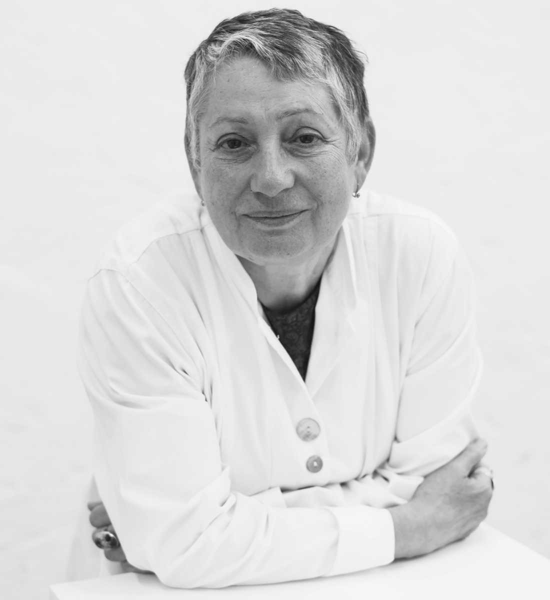 Ludmila Ulitskaja, född 1943.