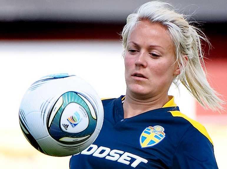 Josefine Öqvist gör comeback.