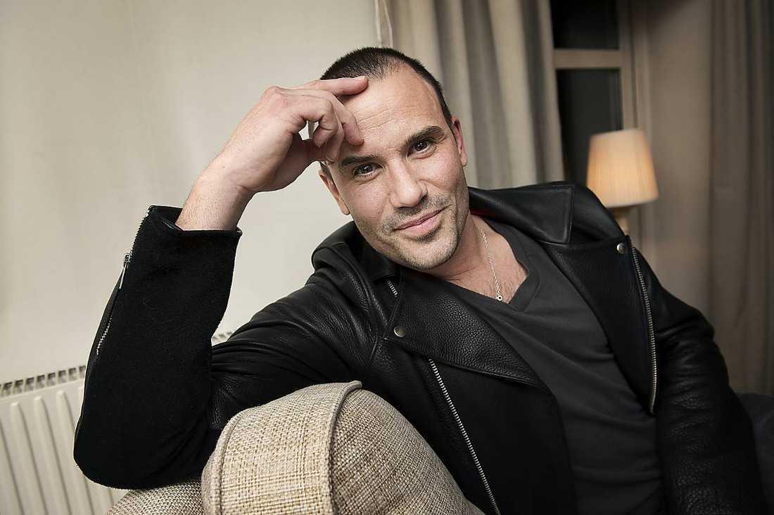 "Martin Stenmarck vann Melodifestivalen 2005 med låten ""Las Vegas""."