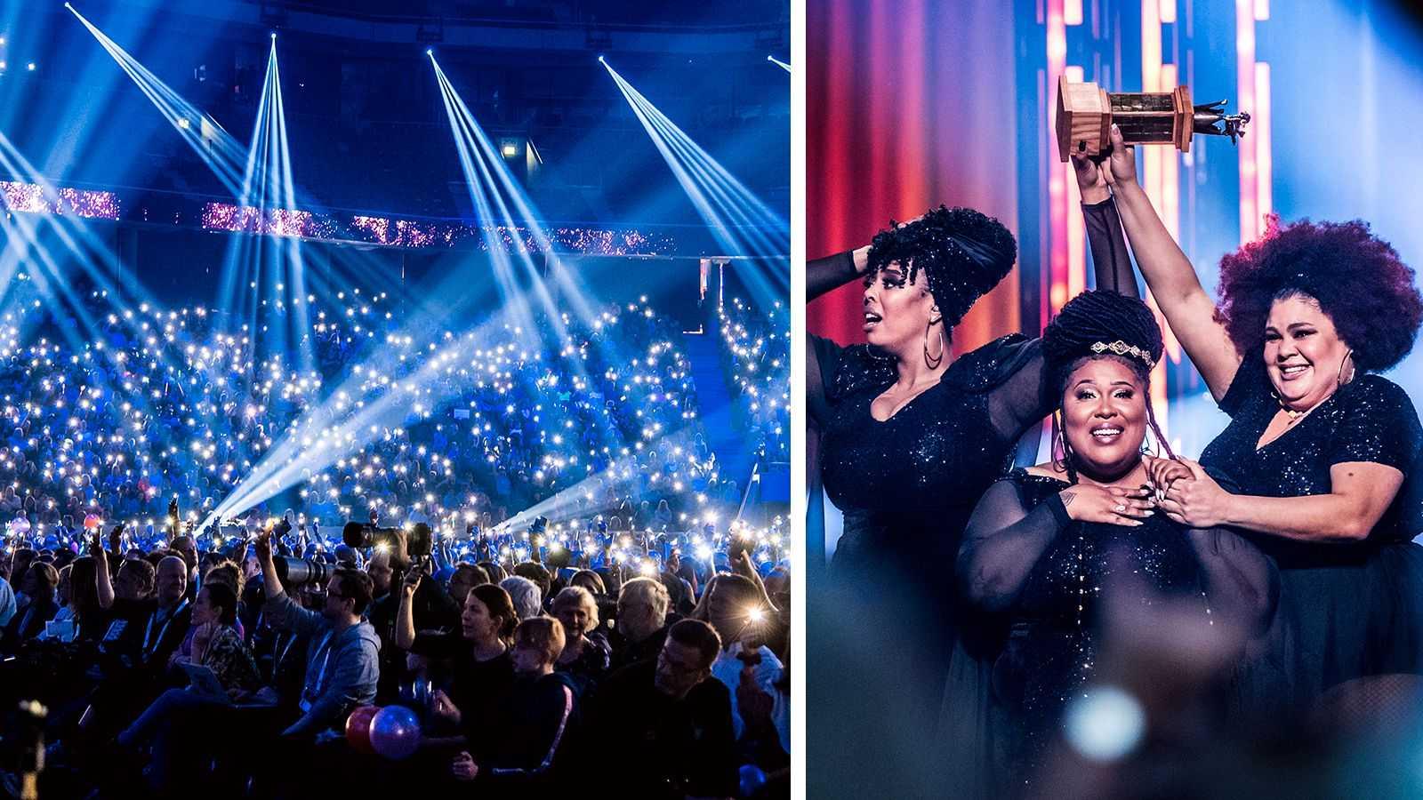 Grönt ljus för Melodifestivalen 2021