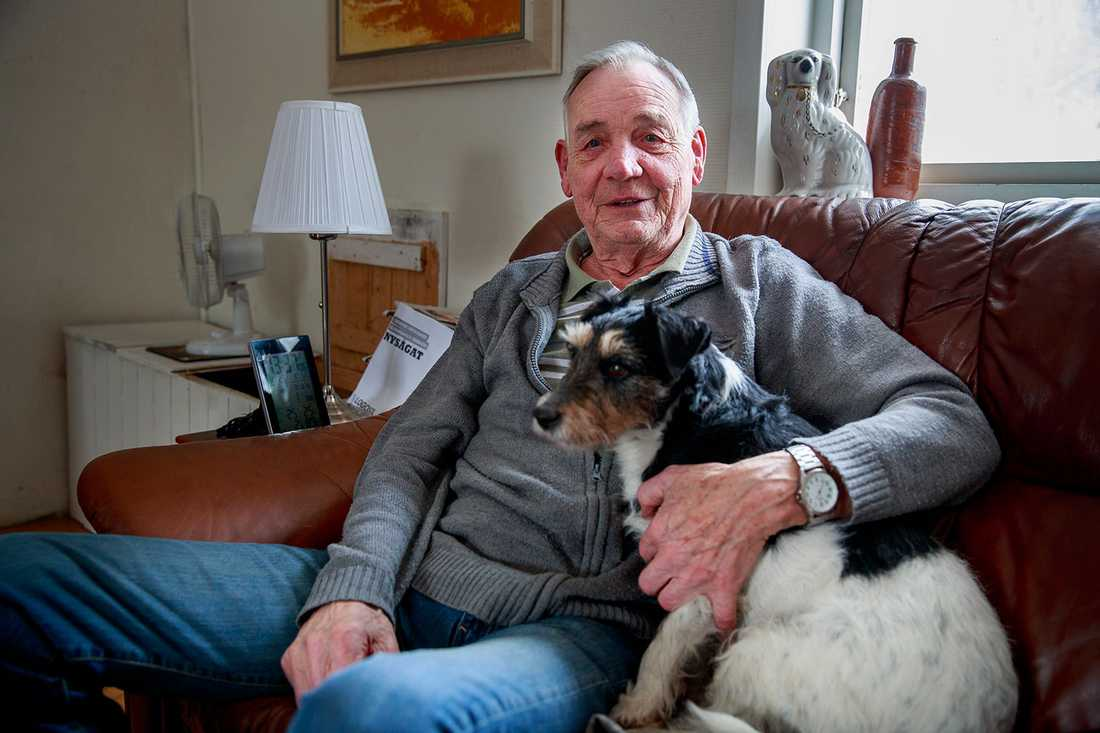 Göran, 76, bor i närheten.