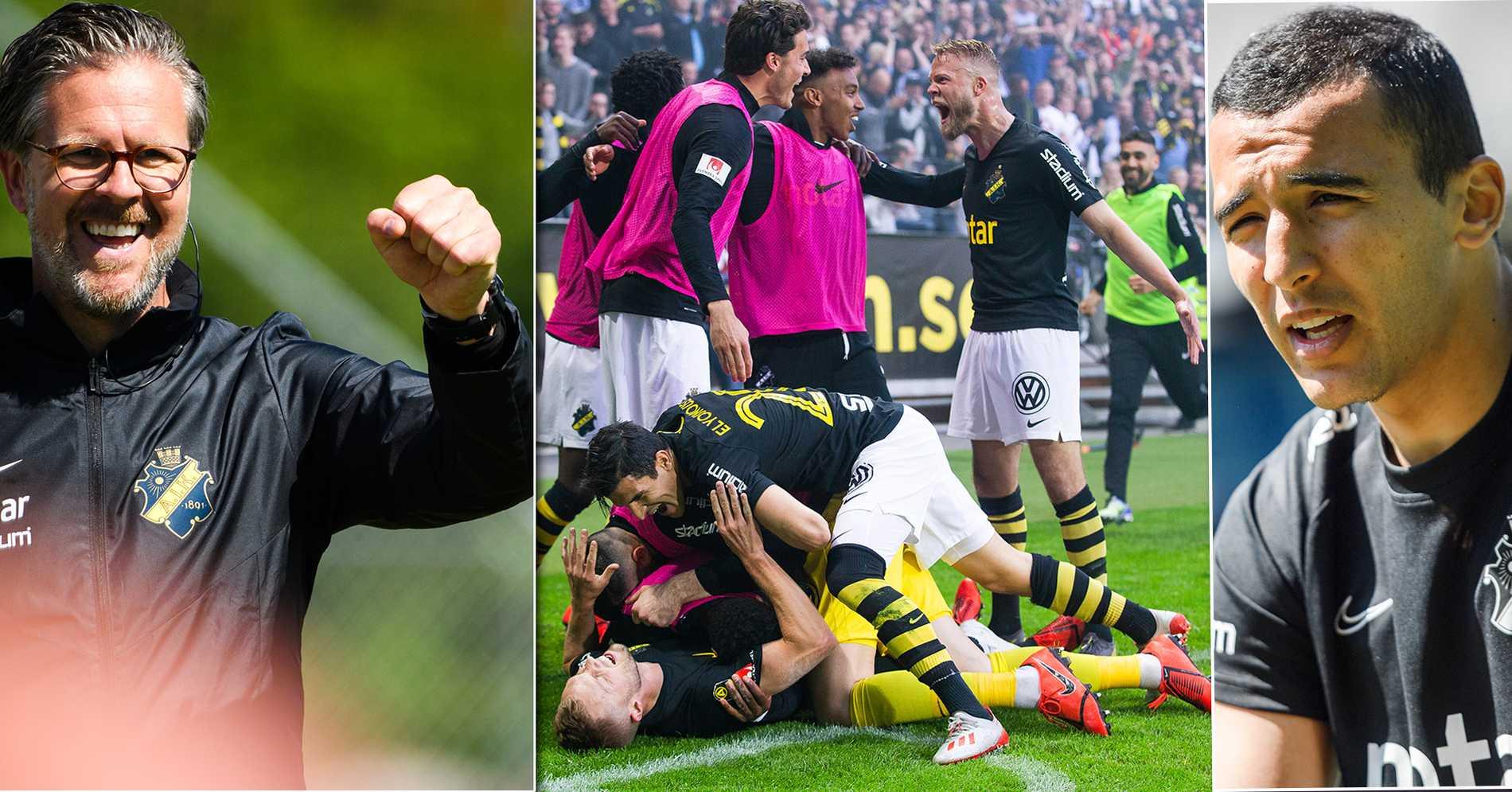 """AIK-duon: """"Han kan chocka allsvenskan"""""""