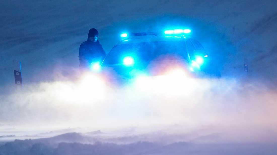 En person har omkommit i en skoterolycka i Åre. Arkivbild.