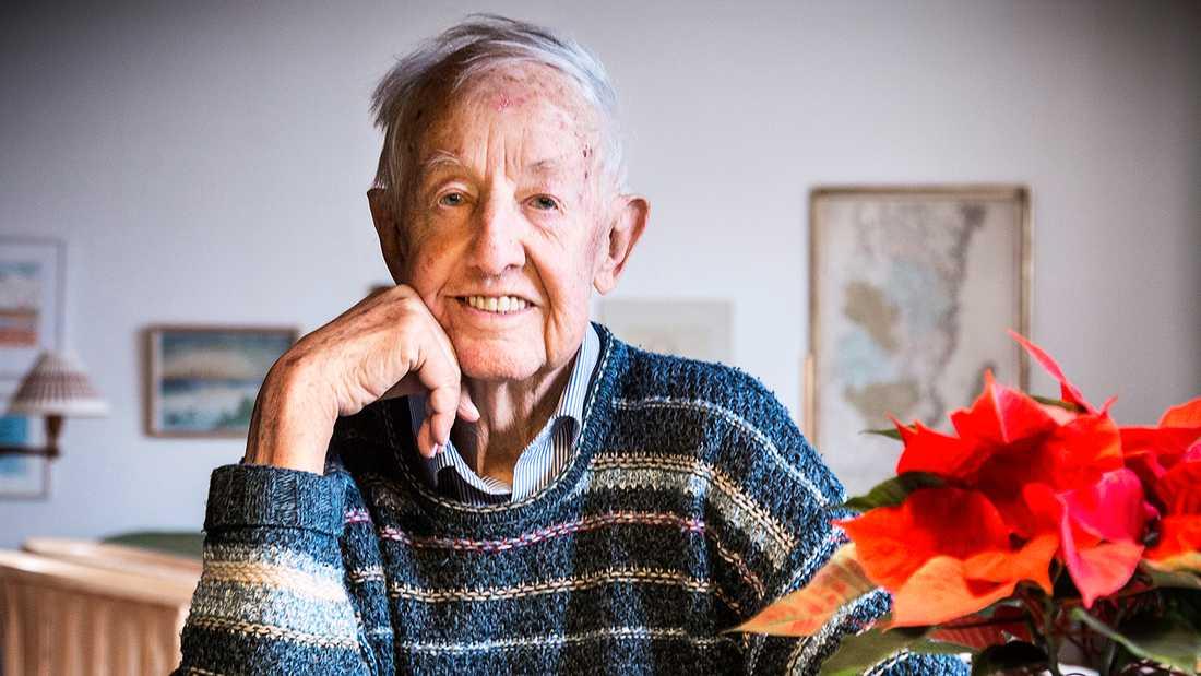 Bengt Feldreich blev 94 år.