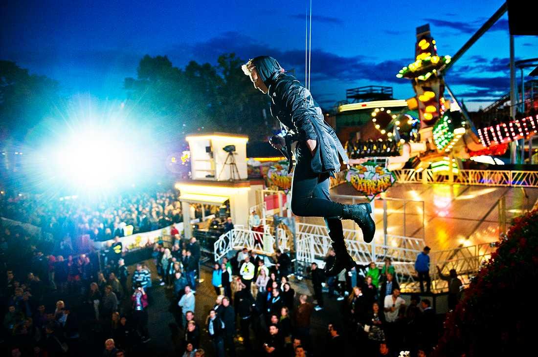 Superhjälten Danny Direkt från Vilda musen kommer Danny flygande 2011