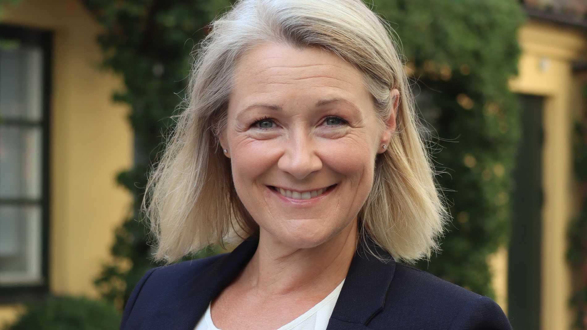 Pia Sandin, VD för Malmö Citysamverkan.